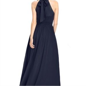Azazie Dresses - Azazie Navy Bridesmaid Dress